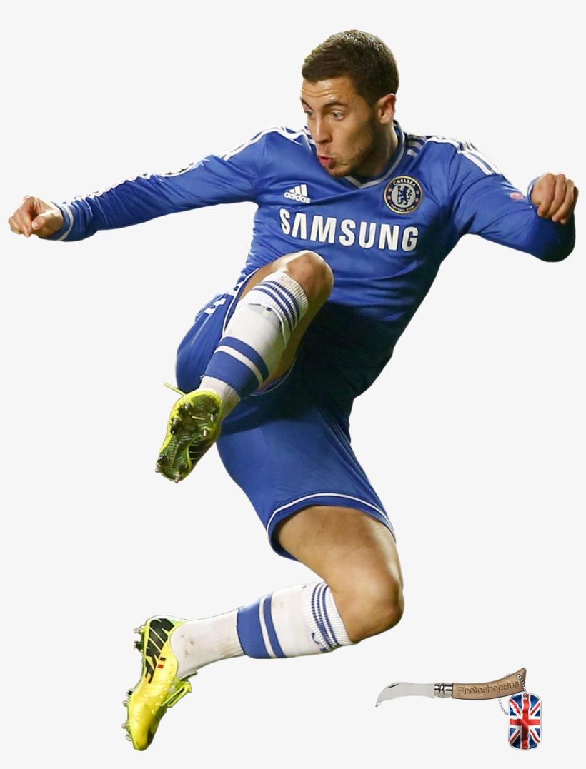 Eden Hazard Chelsea.