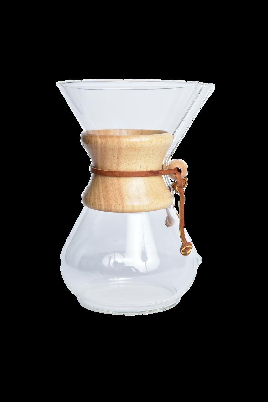 CHEMEX Classic Coffeemaker.