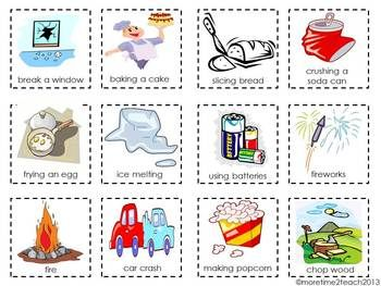 17 Best ideas about Chemical Change on Pinterest.