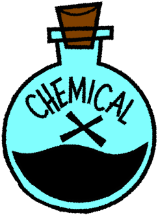 Chemical Clipart.