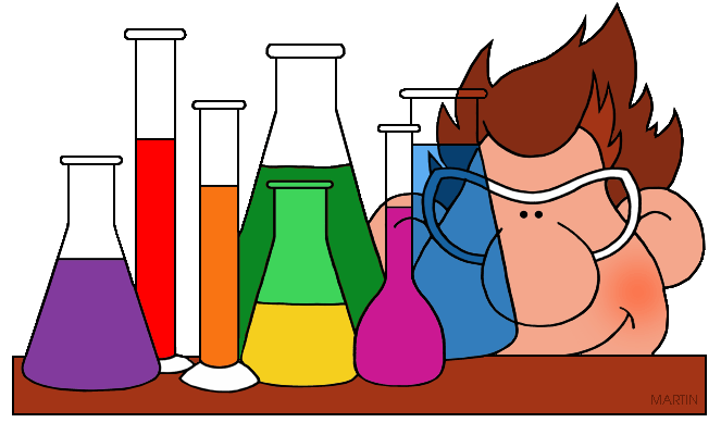 Chemicals Clipart.