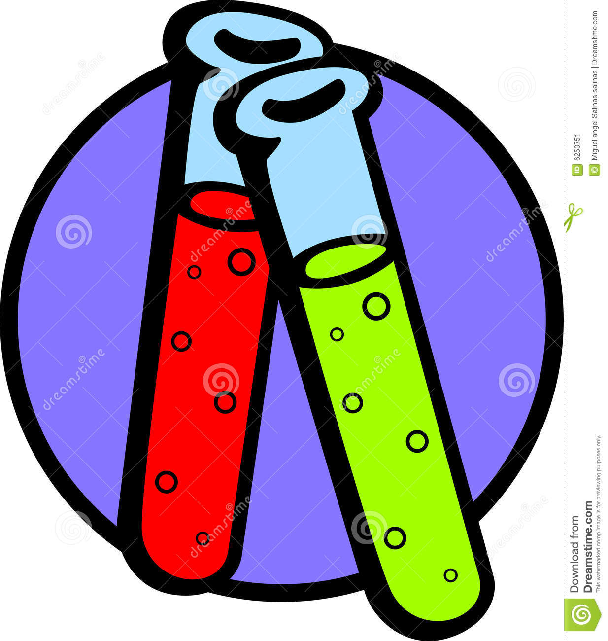 Chemical Clip Art.