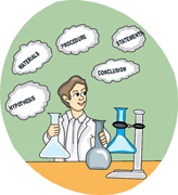 Chemical element clipart.