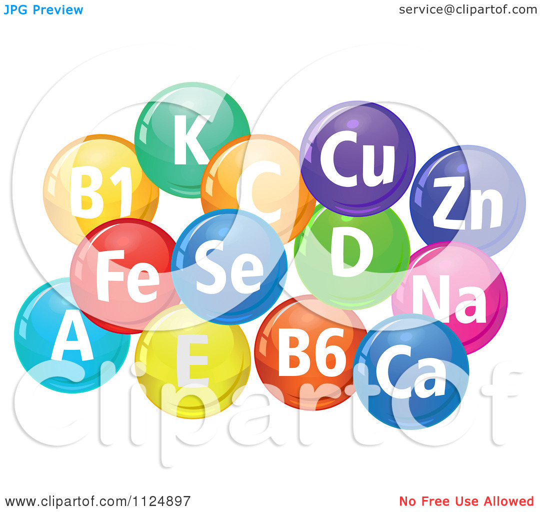 Chemistry Element Clipart.