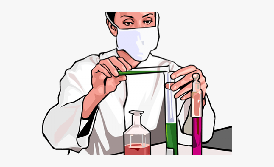 Laboratory Clipart Chemical Engineering.