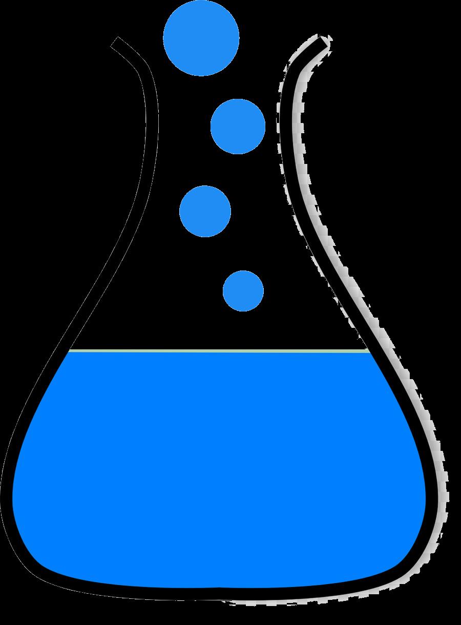 Beaker Chemistry Laboratory Flasks Clip Art Science Free Transparent.