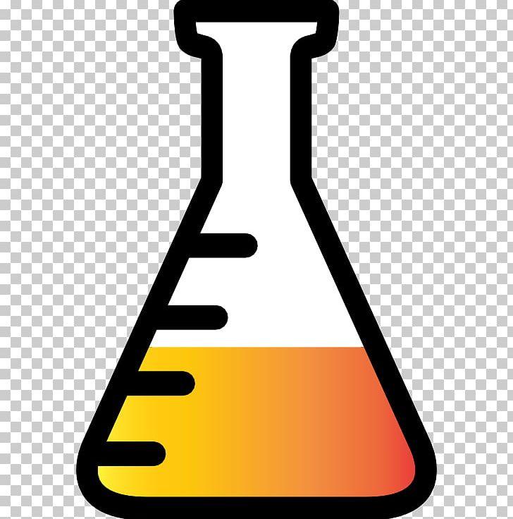 Laboratory Flasks Erlenmeyer Flask Round.