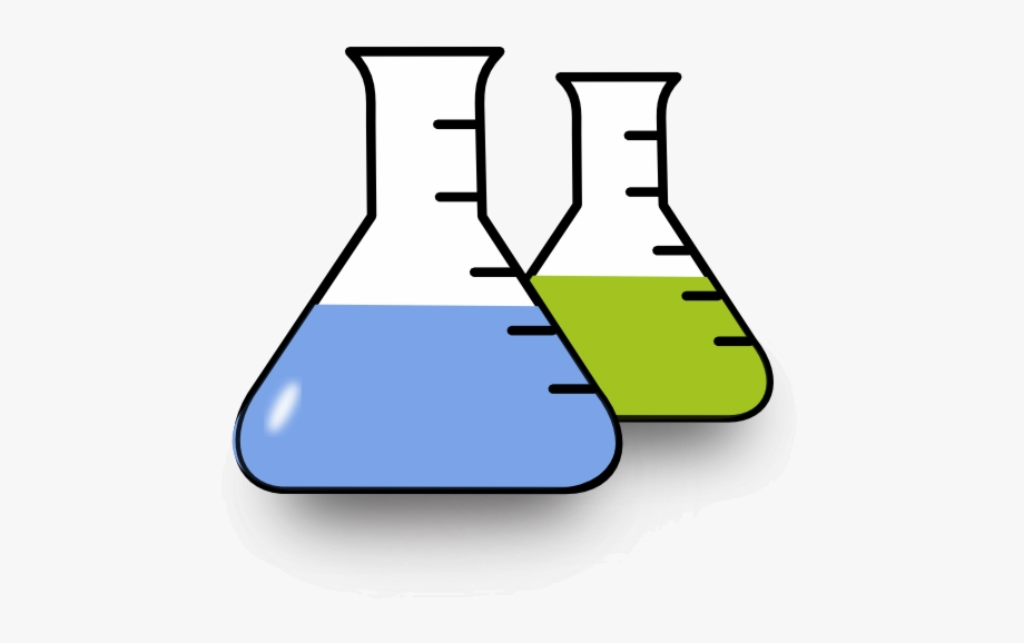 Chemistry Flask Clipart , Transparent Cartoon, Free Cliparts.