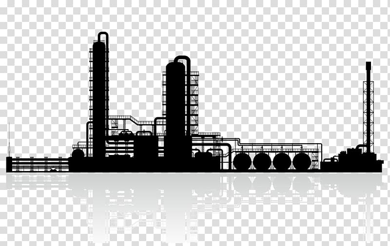 Factory illustration, Oil refinery Petroleum Chemical plant , others.