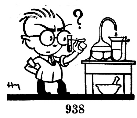 Chemical reaction clipart #14