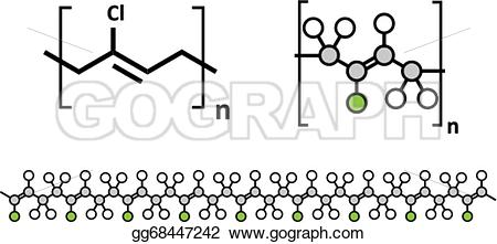 Chemical structure clipart #7