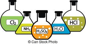 Chemicals Clip Art.
