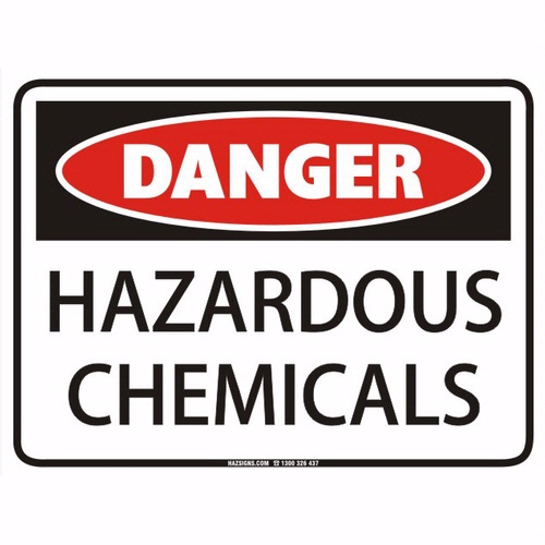 Hazardous chemicals clipart.