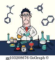 Chemist Clip Art.