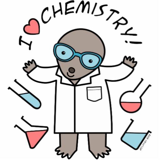 Chemist Clipart.