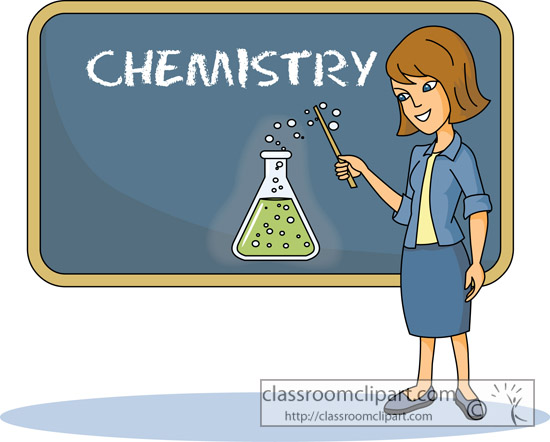 Chemistry Clip Art Pictures.