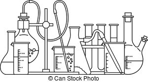 Chemistry clipart black and white 3 » Clipart Station.