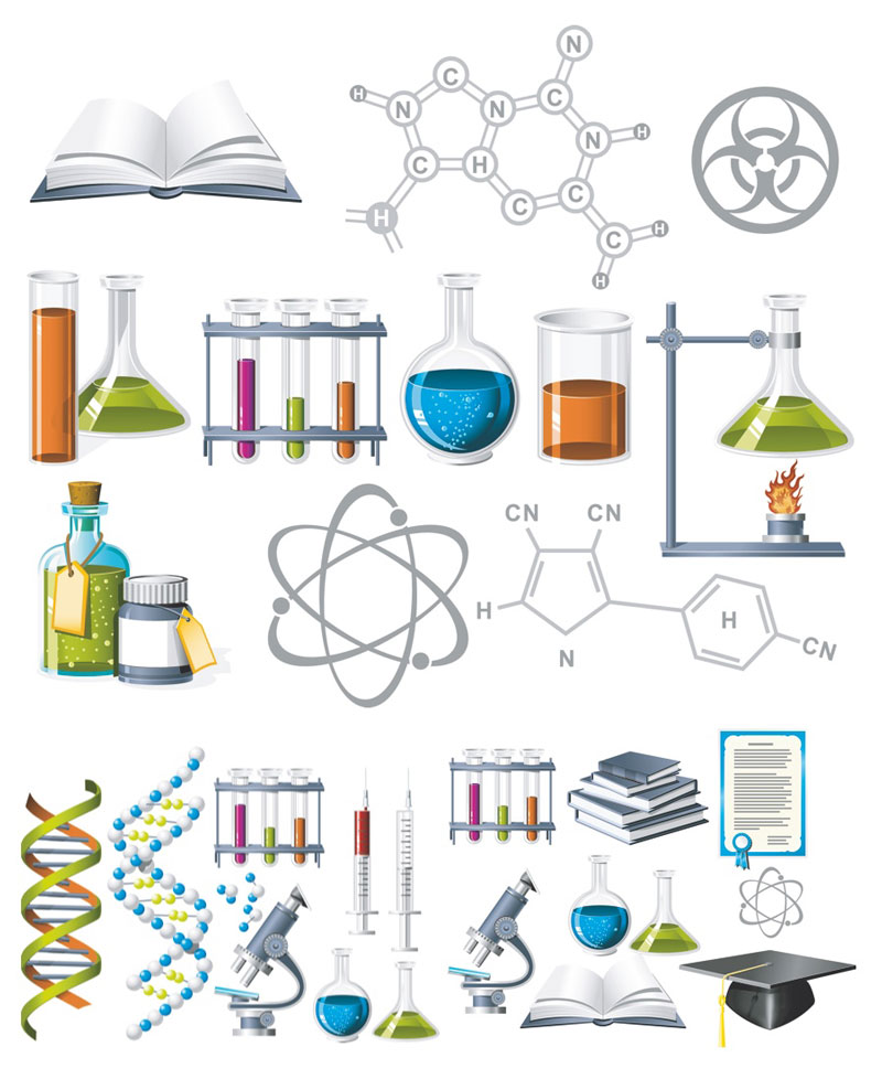 Chemistry clipart free 6 » Clipart Station.