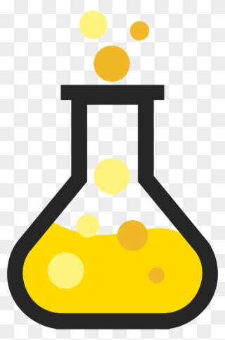 Free PNG Chemistry Flask Clip Art Download.