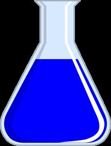 Chemistry Flask PNG, SVG Clip art for Web.