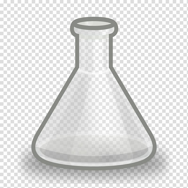 Laboratory Flasks Erlenmeyer flask Beaker Chemistry.