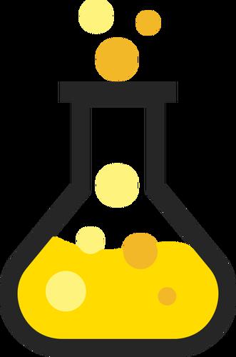 Chemistry icon.