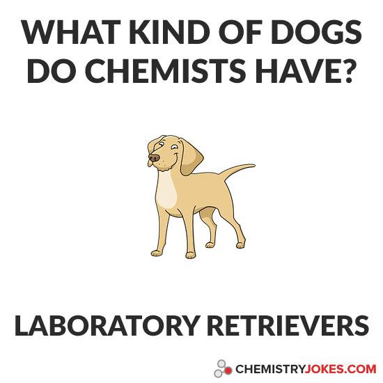 Chemistry Jokes.