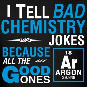 Chemistry Jokes T.