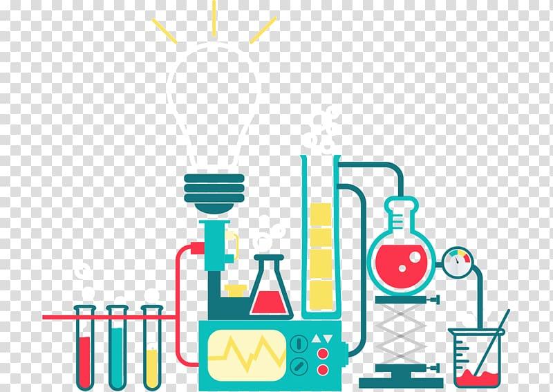 Experiment , Euclidean Laboratory Test tube Experiment.