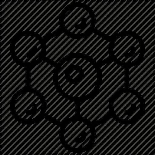 \'Conceptual Vectors of Logos and Symbols 1\' by Vectors Point.