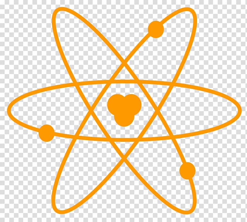 Science Atom Symbol , Chemistry Atom transparent background.
