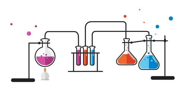 Chemistry Vectors, Photos and PSD files.