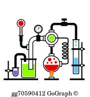 Chemistry Set Clip Art.