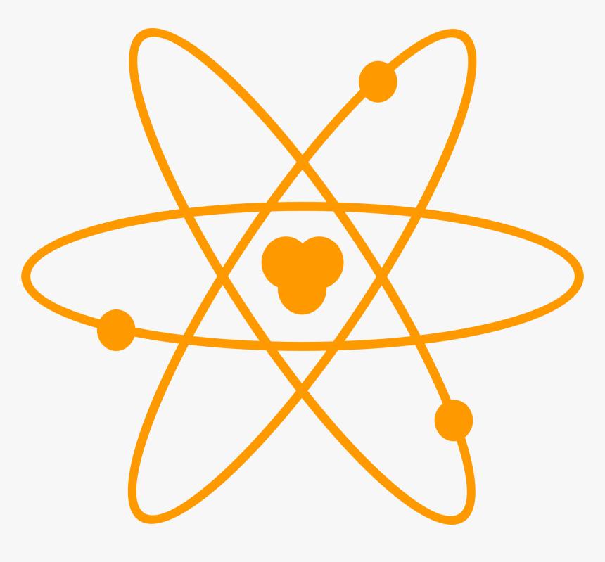 Transparent Atom Clip Art.