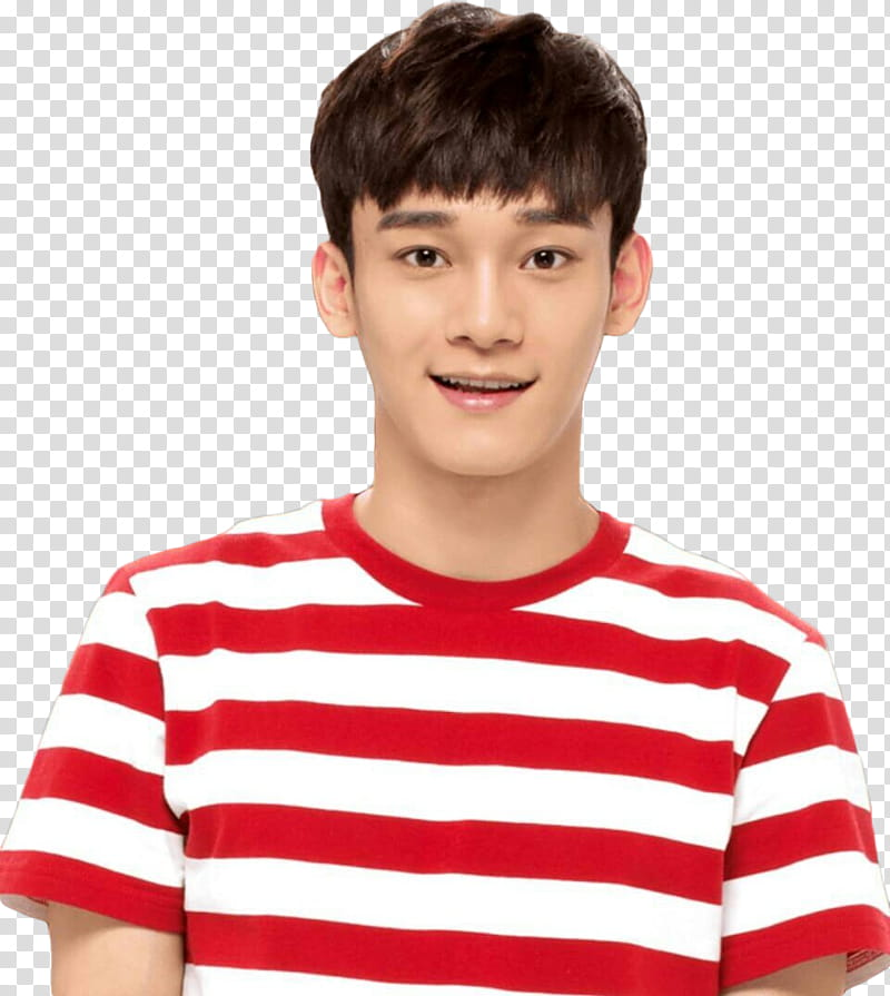 Chen EXO LOVE PLANET transparent background PNG clipart.