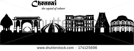 Chennai Stock Photos, Royalty.
