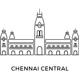 Chennai Central clipart, cliparts of Chennai Central free download.