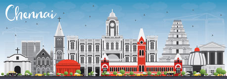Chennai Stock Illustrations.