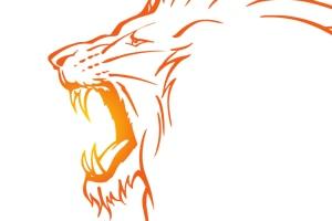 Chennai super kings lion Logos.