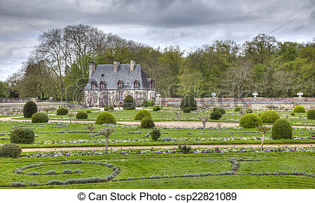 Pictures of Chancellery from the Diane de Poitiers Garden of.