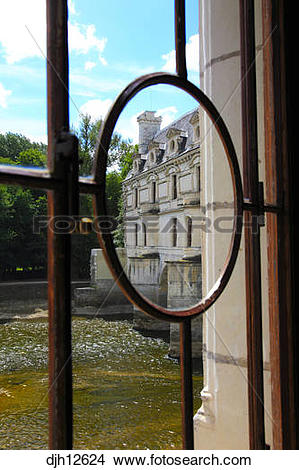 Stock Photo of France, Loire Valley, Indre.