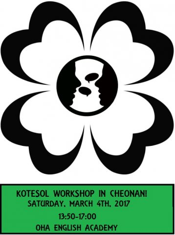 KOTESOL Workshop in Cheonan.