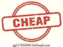 Cheap Clip Art.