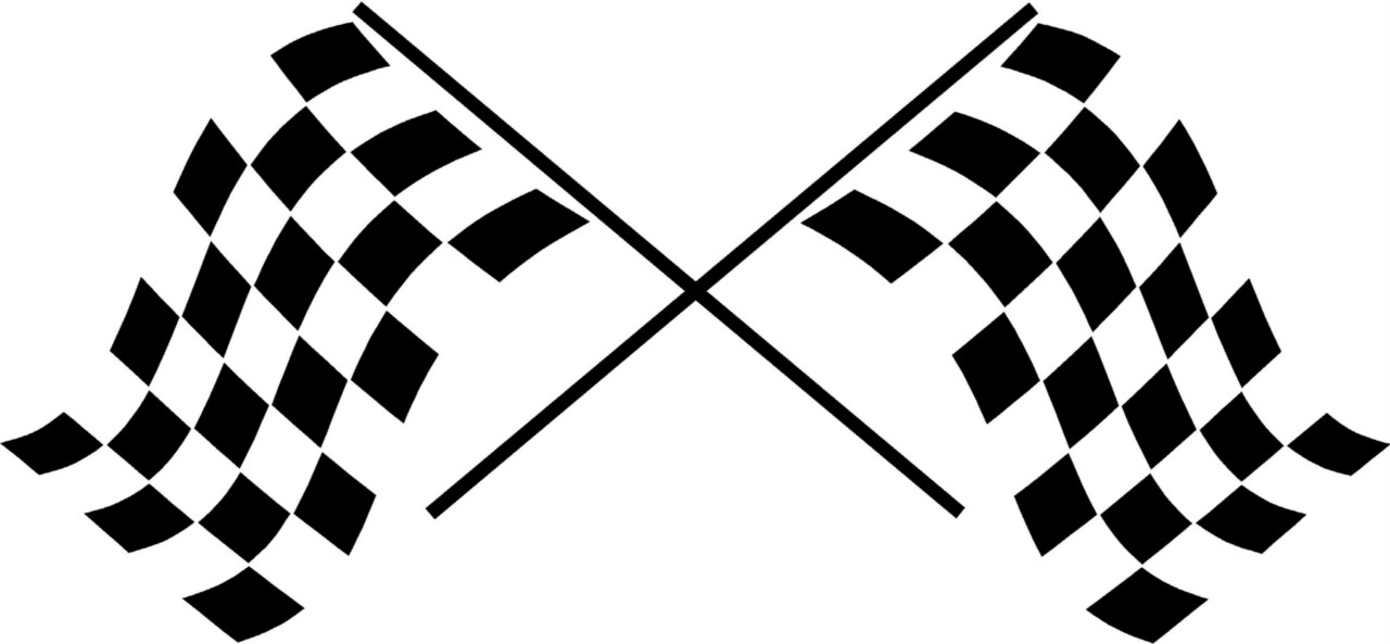 Checkered flag chequered flag checkered checker flags clip art.