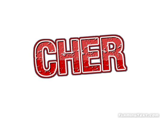 Cher Logo.