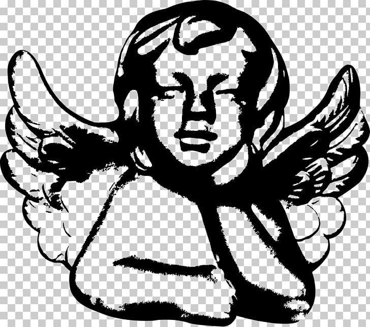 Cherub , cherub Angel PNG clipart.