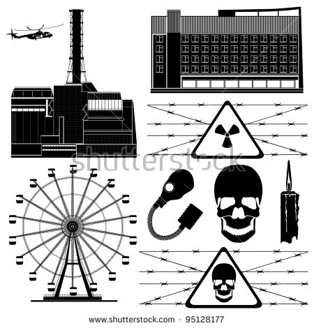 Chernobyl Stock Vectors, Images & Vector Art.