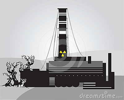 Chernobyl Stock Illustrations.
