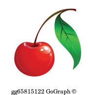 Cherries Clip Art.