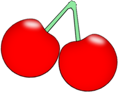 Cherry Clip Art.